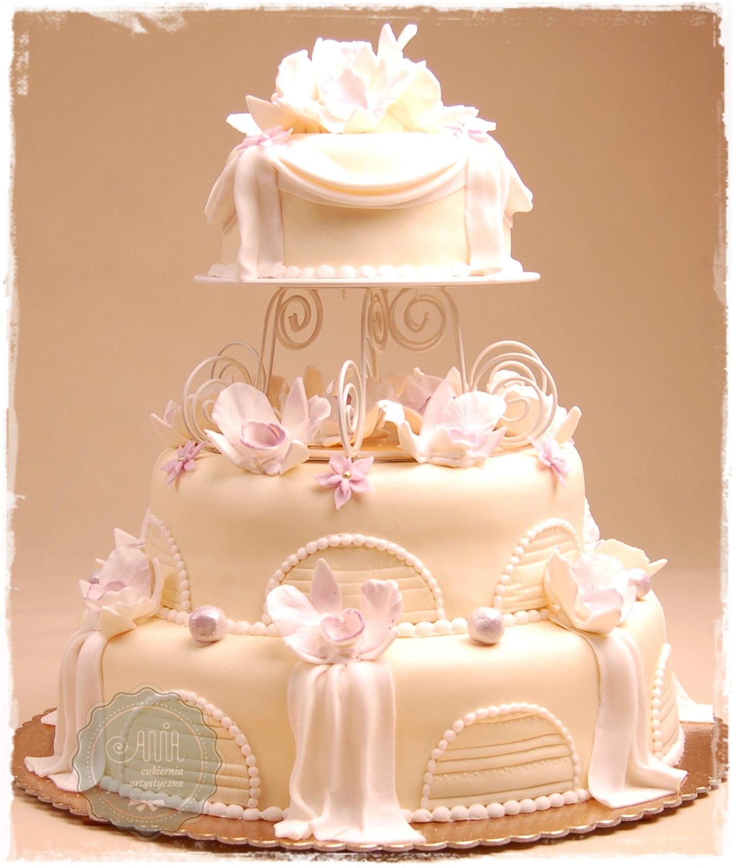 Tort weselny Sedona - zdjęcie 1
