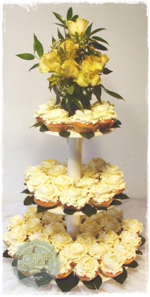 Tort babeczkowy  - zdjęcie 1