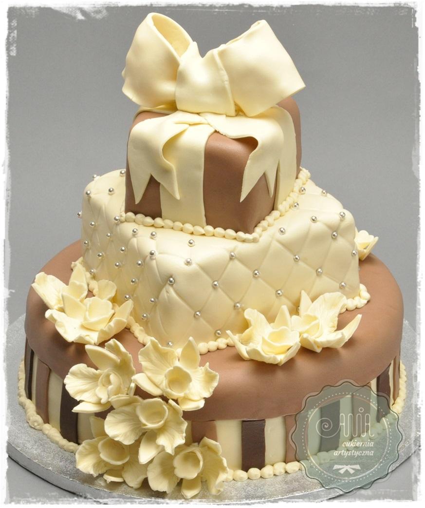 Tort Fidelia czekoladowa - zdjęcie 1