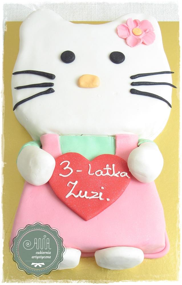 Tort Kitty - zdjęcie 1