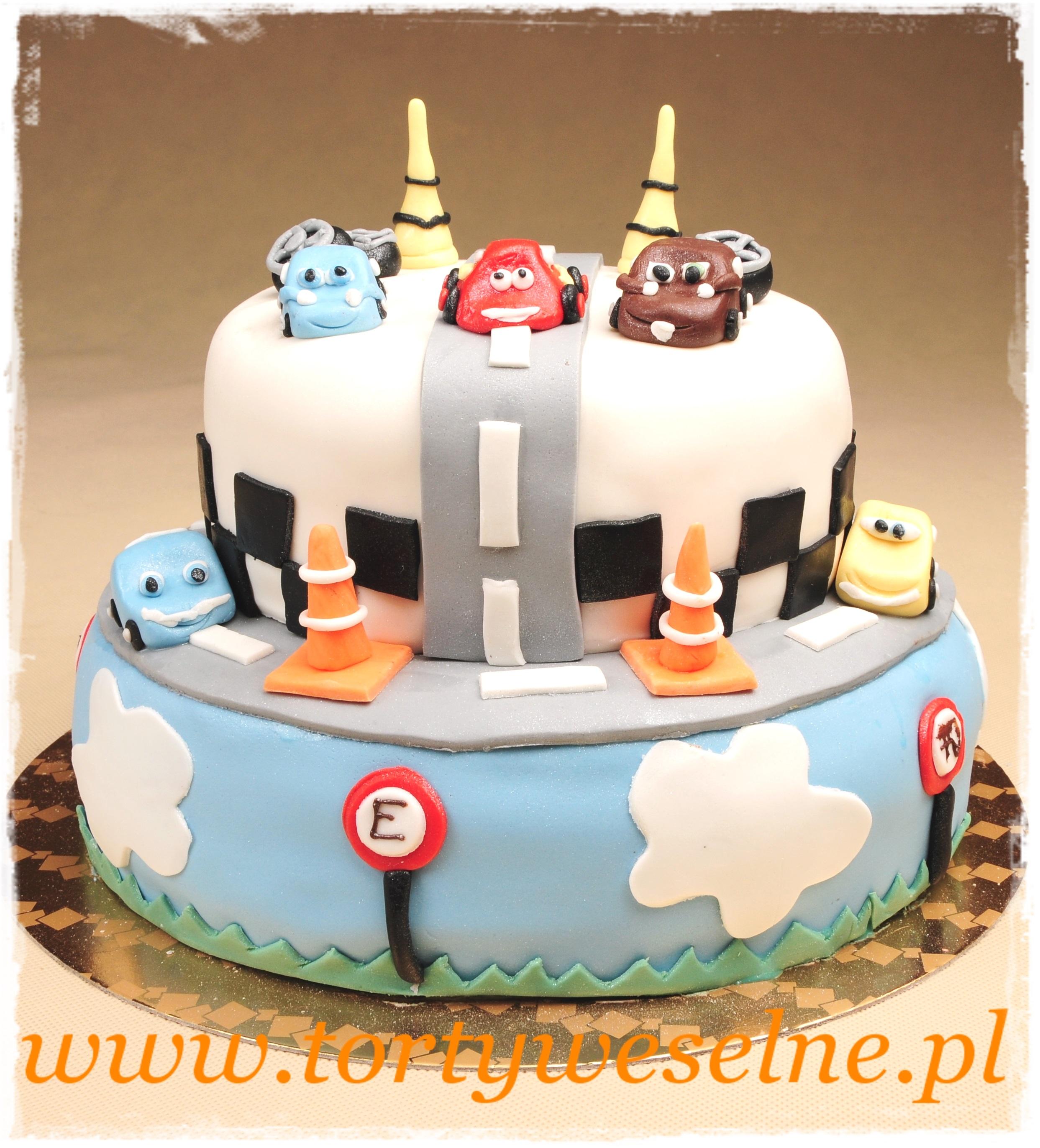 Tort Samochodziki - zdjęcie 1