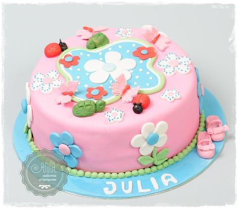 Tort z żółwikami - zdjęcie 1