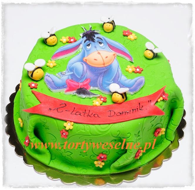 Tort z Kłapouchym - zdjęcie 1