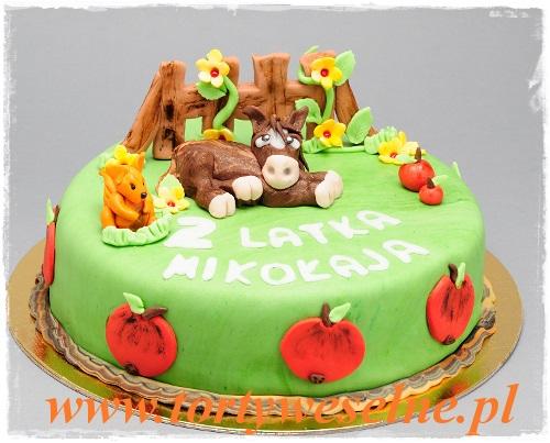 Tort z Konikiem - zdjęcie 1