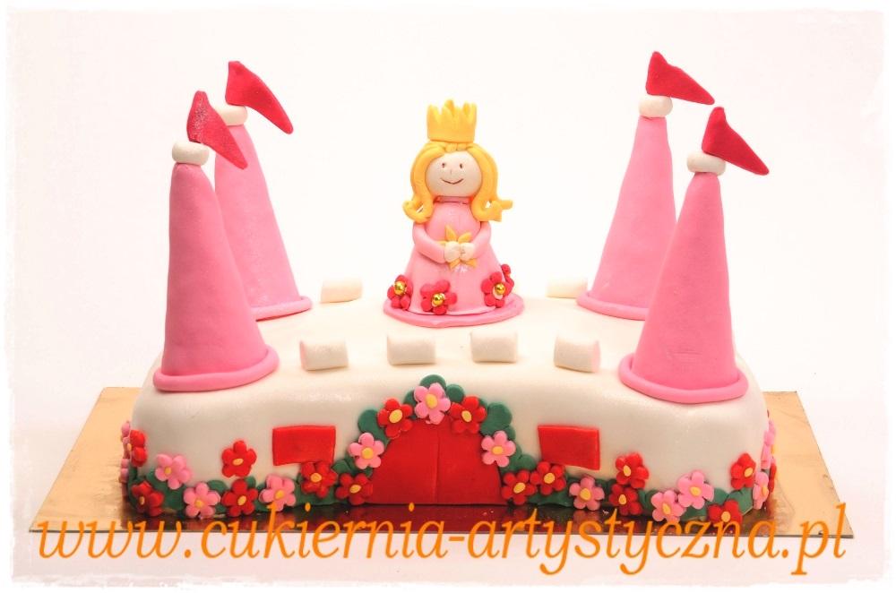 Tort Zamek - zdjęcie 1