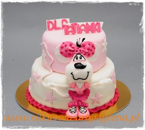 Tort Myszka Diddle - zdjęcie 1