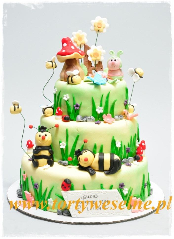 Tort urodzinowy dla Gucia - zdjęcie 1