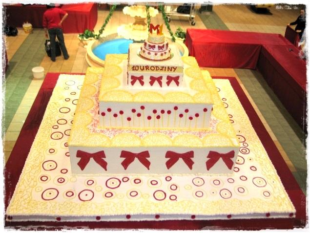 Tort firmowy 5000 porcji - zdjęcie 1