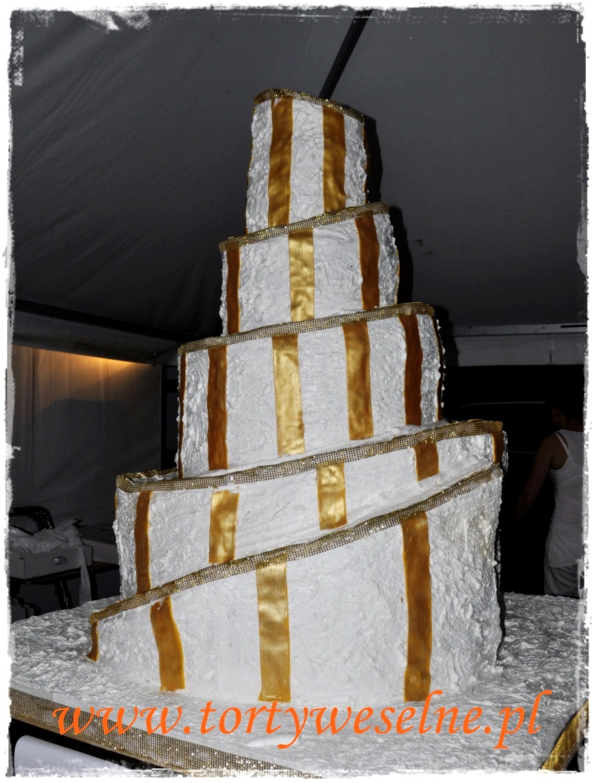 Tort wieża 2000 porcji - zdjęcie 1