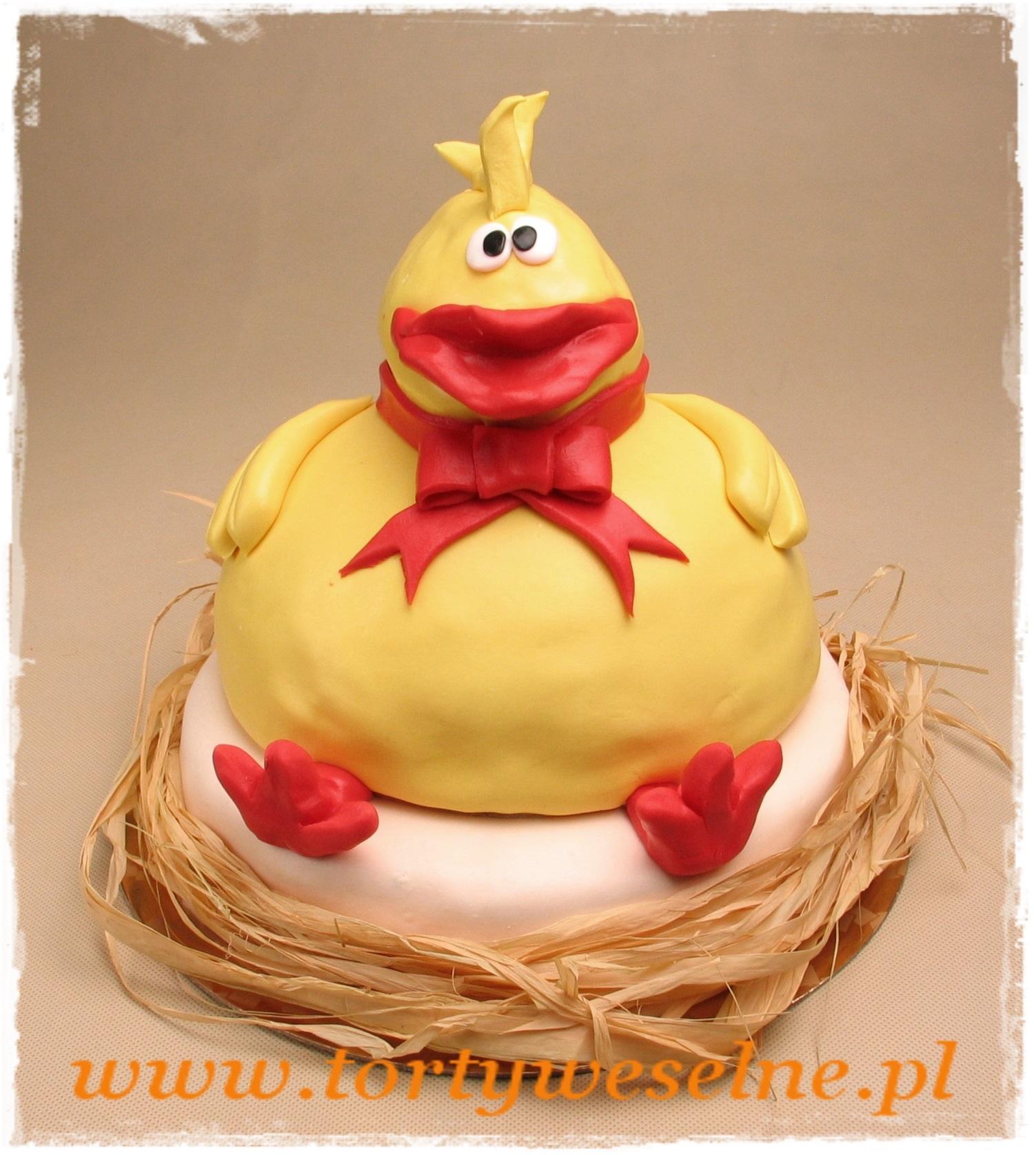 Tort Kura - zdjęcie 1
