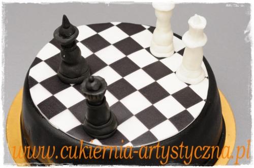Tort szachowy - zdjęcie 1