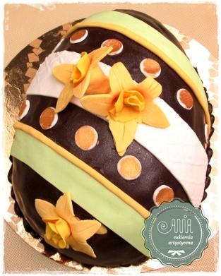Tort pisanka - zdjęcie 1