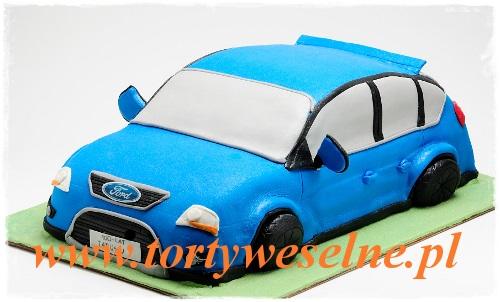 Tort Ford Kuga - zdjęcie 1