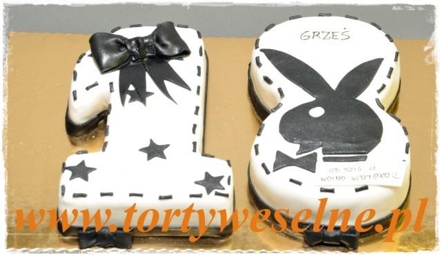 Tort Osiemnastka - zdjęcie 1