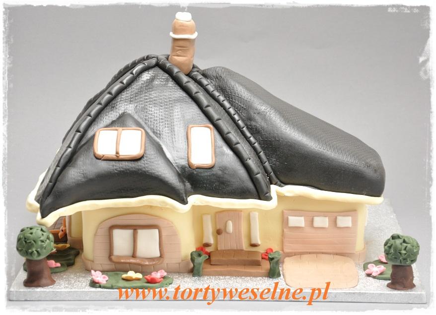 Tort Domek Jednorodzinny - zdjęcie 1