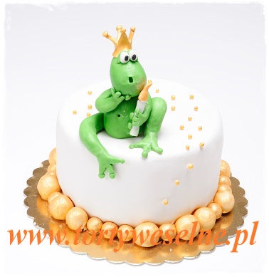 Tort Żabi Król - zdjęcie 1
