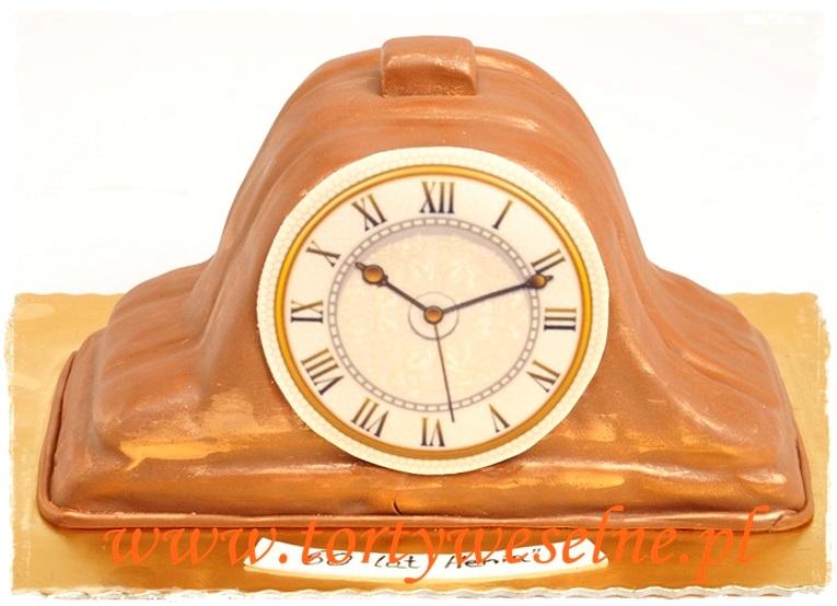 Tort Stary zegar - zdjęcie 1