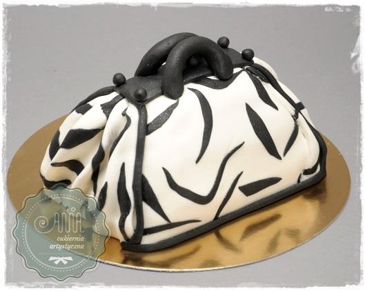 Tort torebka - zdjęcie 1