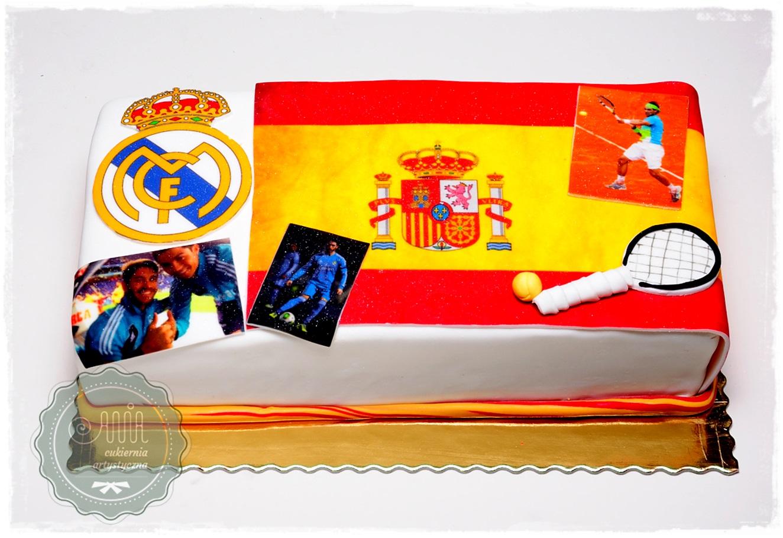 Tort Hiszpański - zdjęcie 1