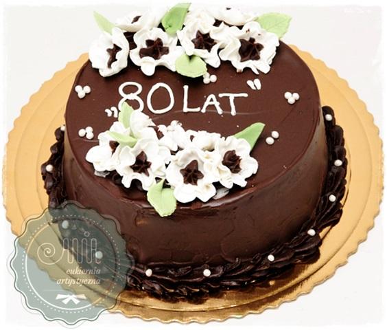Tort czekoladowy - zdjęcie 1