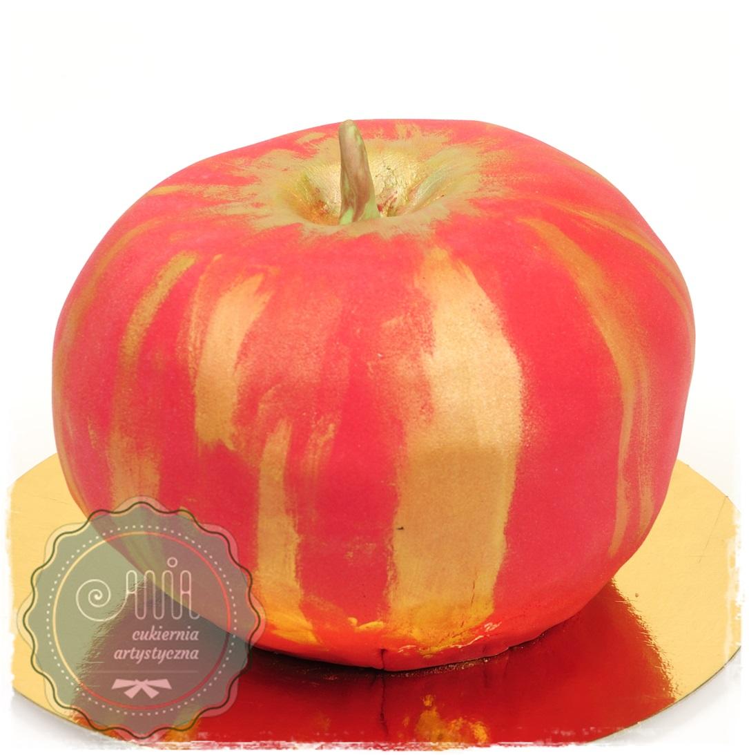 Tort Jabłko - zdjęcie 1