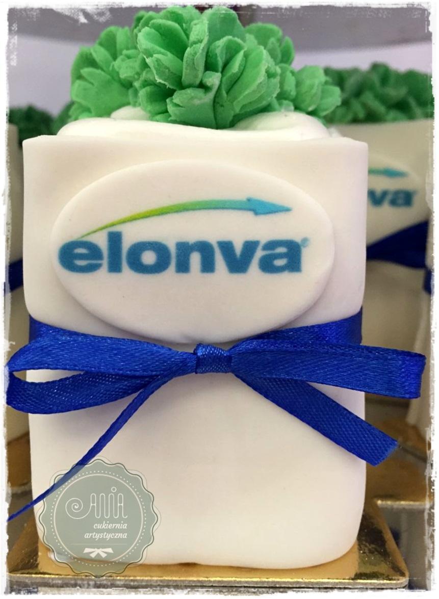 Cupcake reklamowy - zdjęcie 1