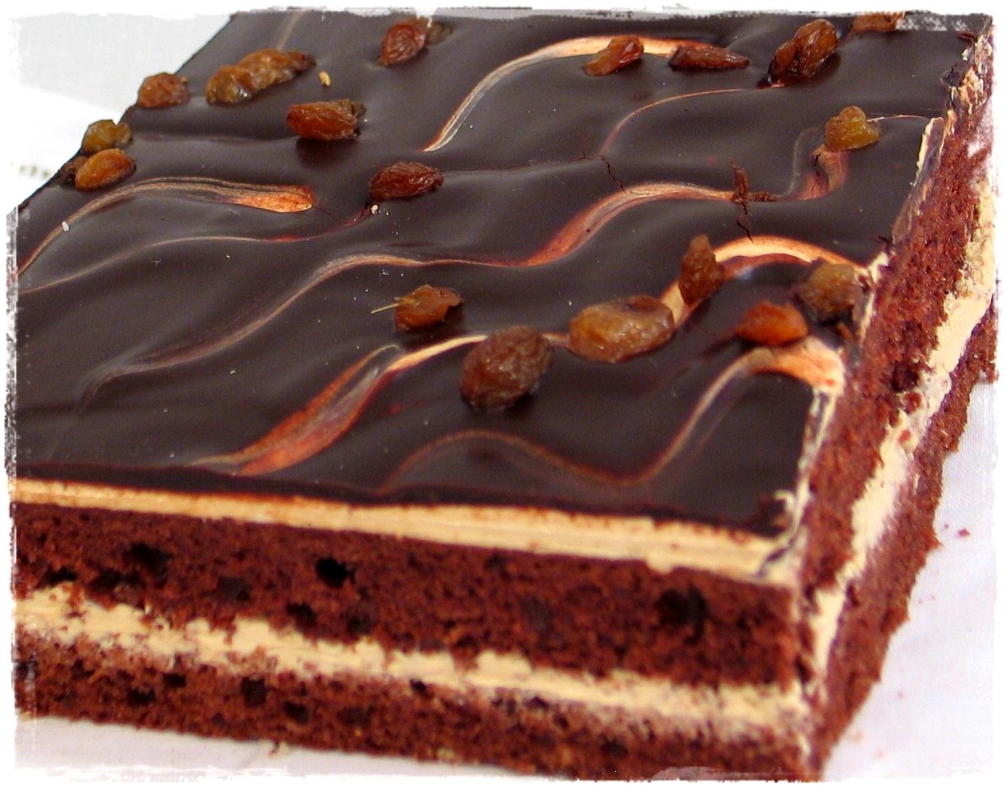 Ciasto malaga - zdjęcie 1