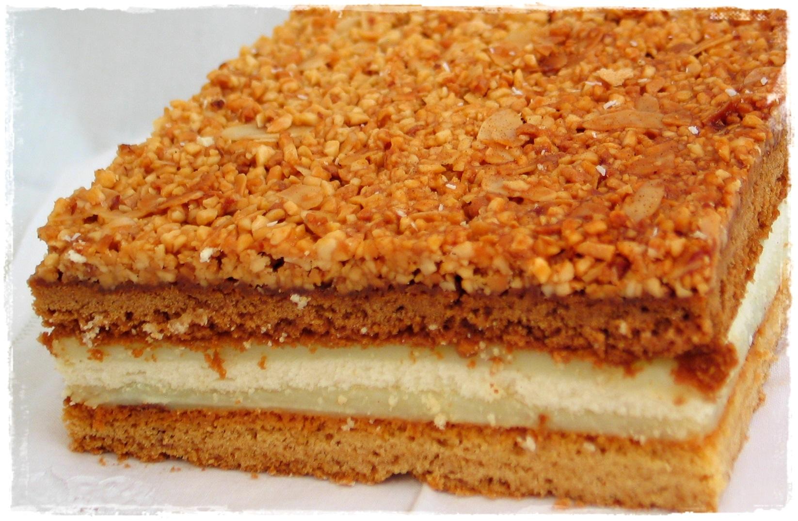 Ciasto snikers - zdjęcie 1