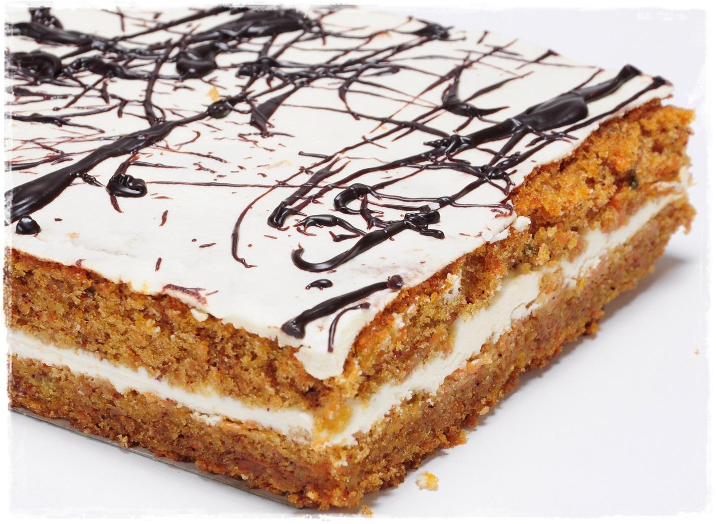 Ciasto marchewkowe - zdjęcie 1