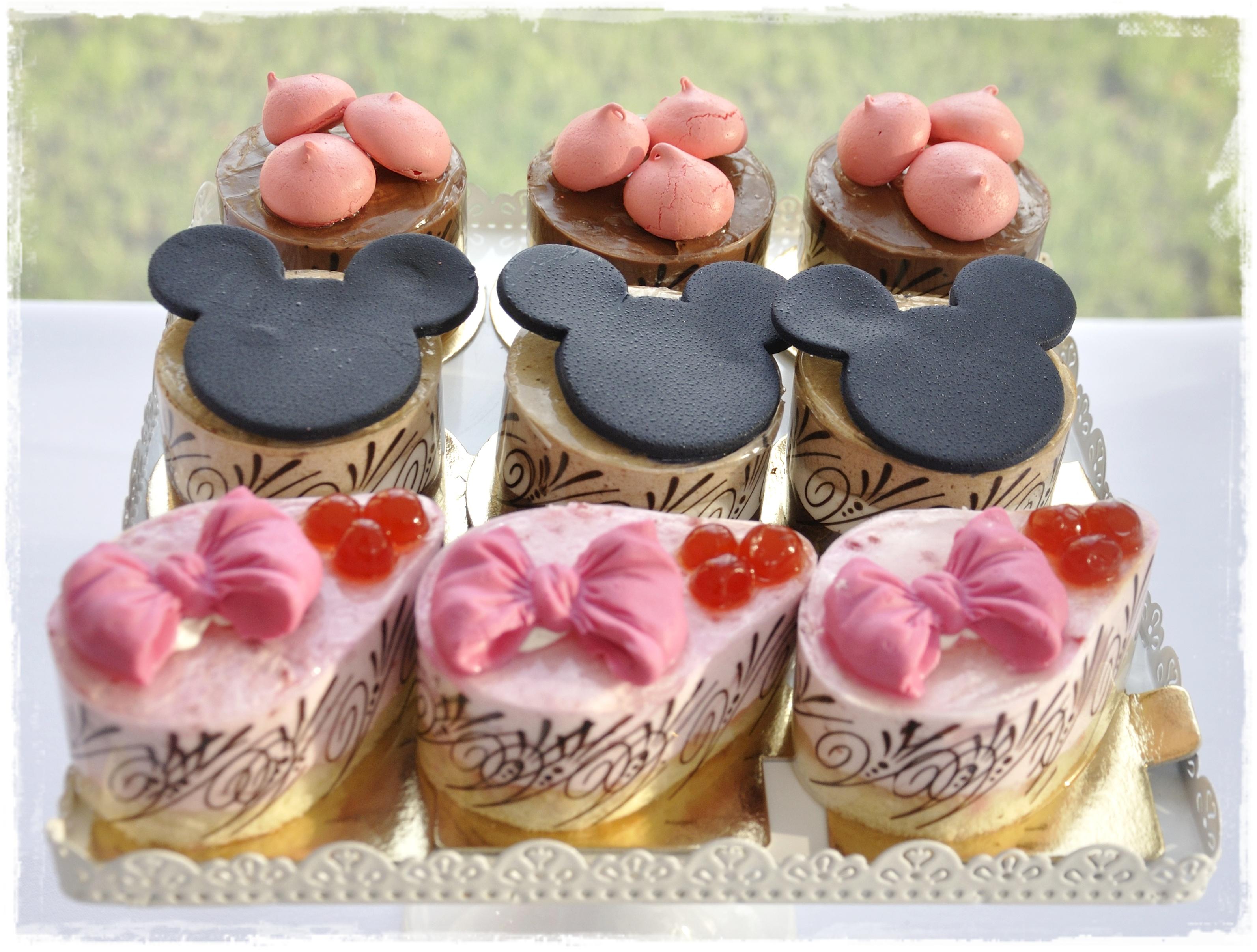 Dziecięcy słodki stół arabeski - zdjęcie 1