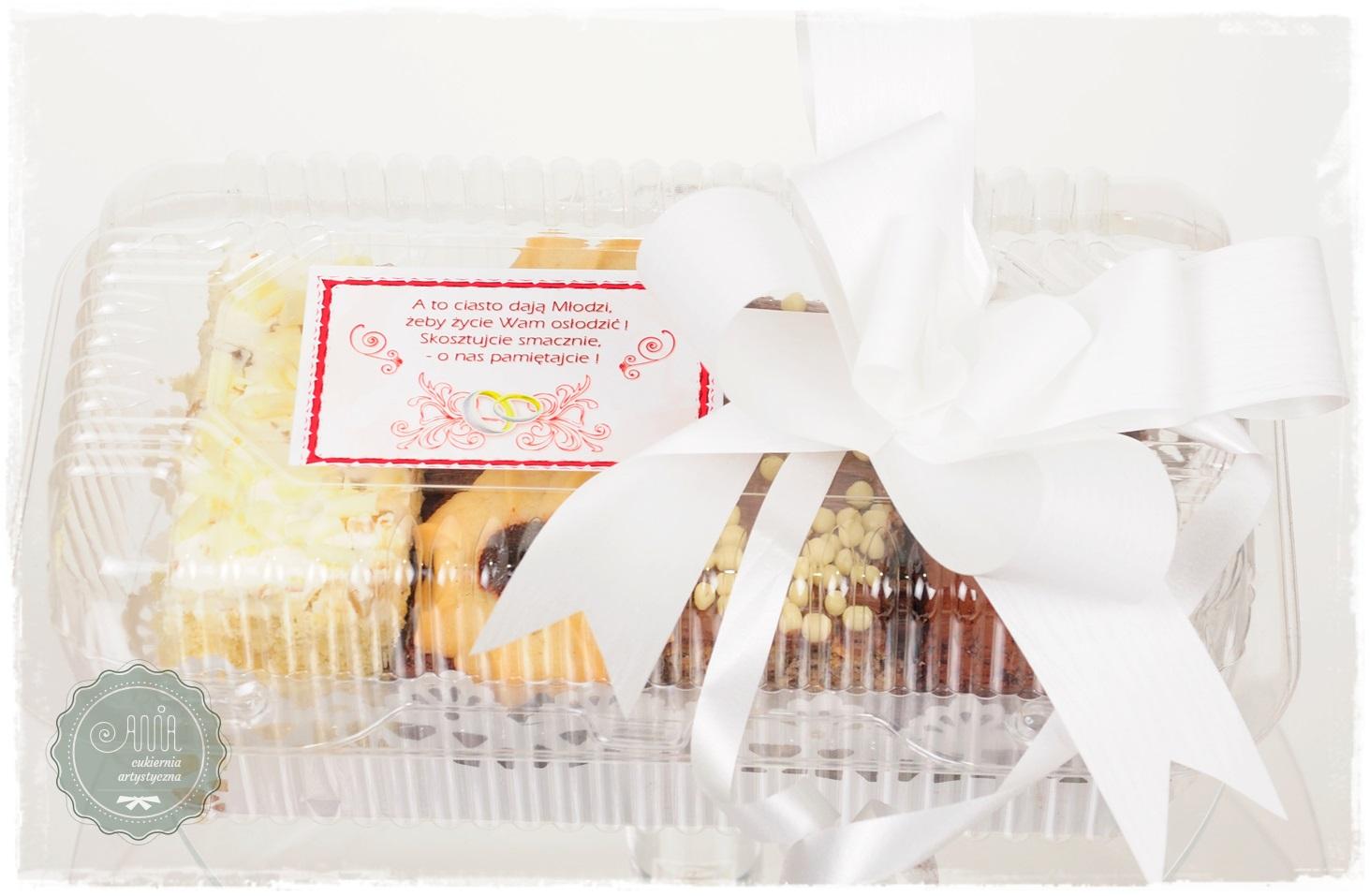 Ciasto dla gości - zdjęcie 1