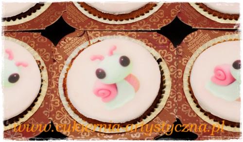 Muffiny z nadrukiem - zdjęcie 1