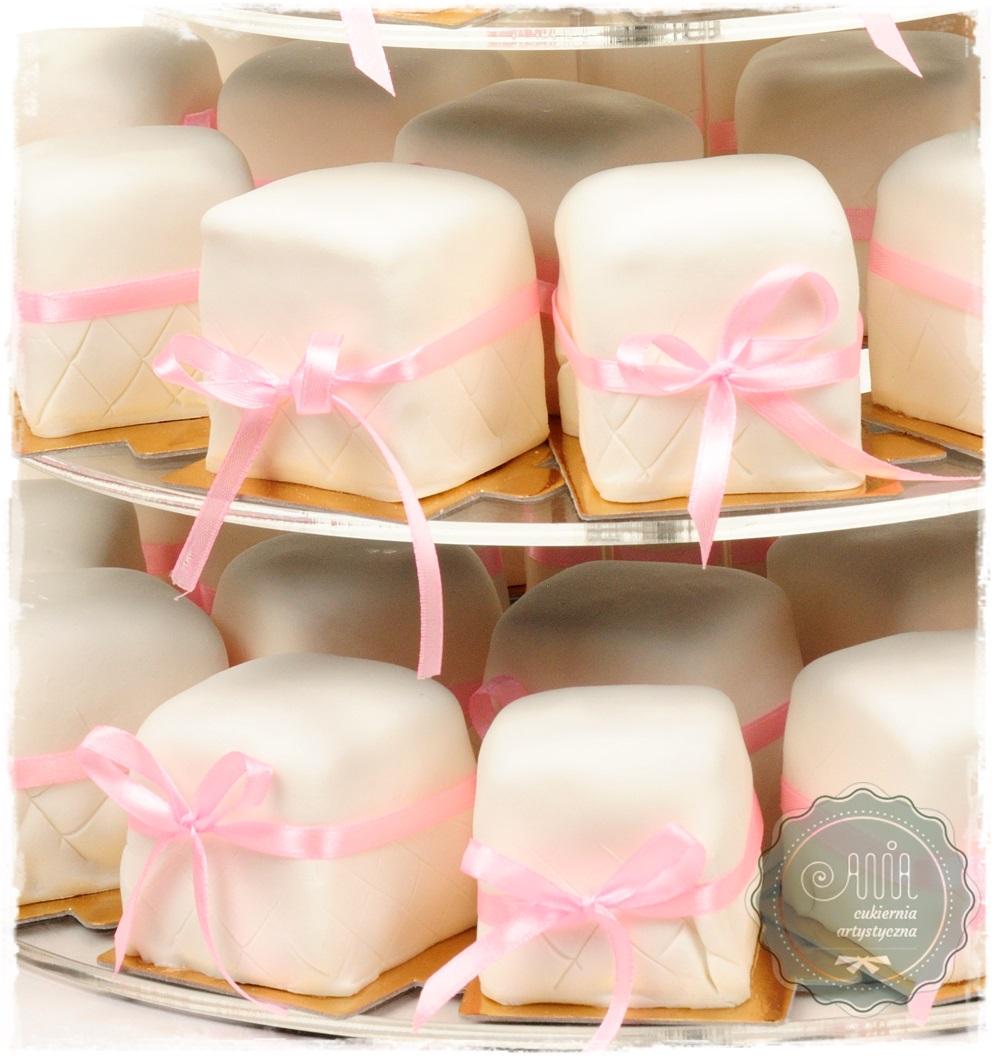 Cupcake kosteczka - zdjęcie 1