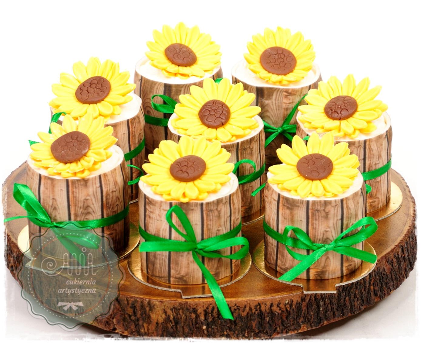 Sakiewki słoneczniki - zdjęcie 1