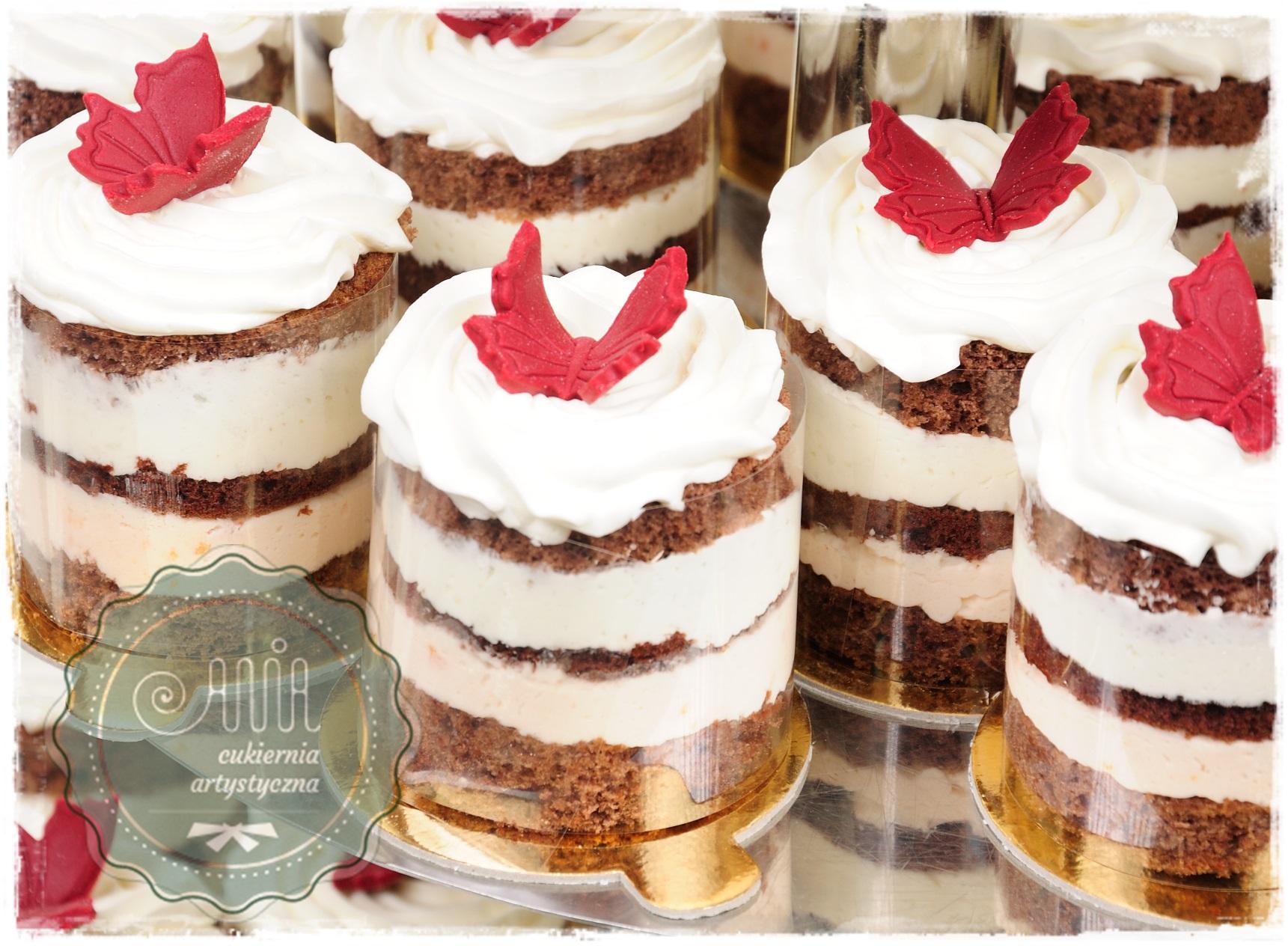 Cupcake w folijce - zdjęcie 1