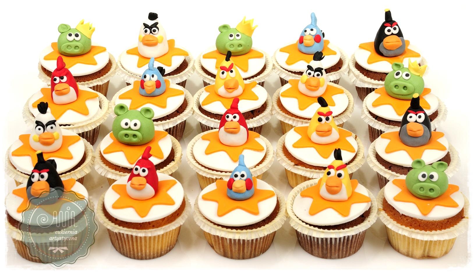 Muffiny Angry Birds - zdjęcie 1