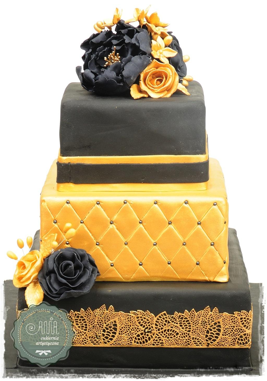Tort Czarna Dama - zdjęcie 1