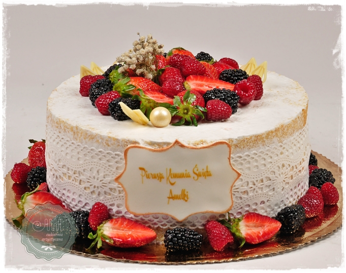 Tort Rustykalny - zdjęcie 1