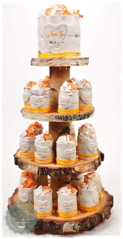 Tort Sakiewki brzoza - zdjęcie 1