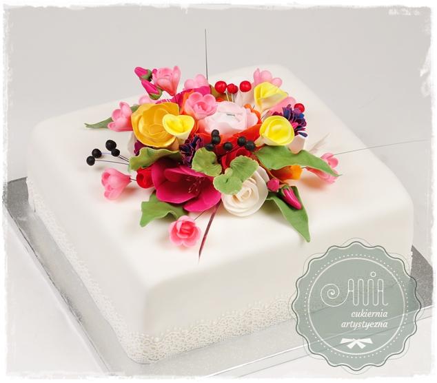 Tort botaniczny - zdjęcie 1