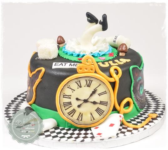 Tort Alicja - zdjęcie 1
