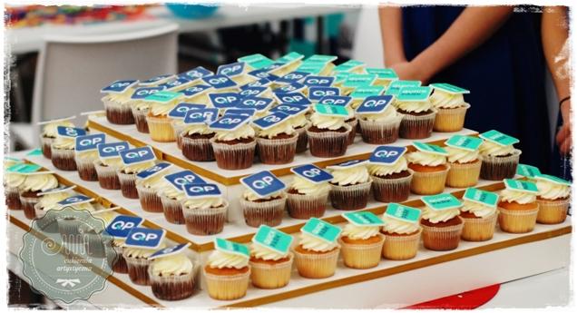 Muffiny reklamowe z kremem - zdjęcie 1
