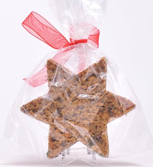 Gwiazdka zbożowa z czekoladą - zdjęcie 2